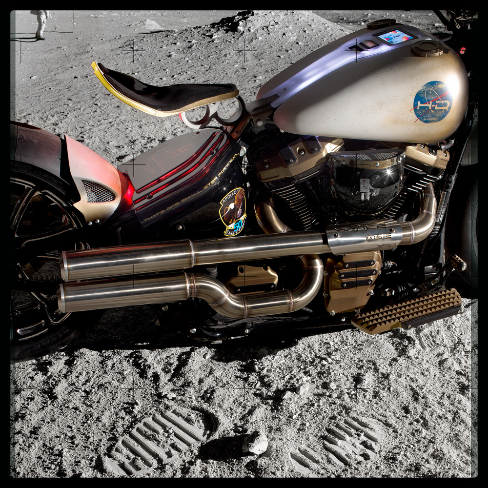 Harley Davidson  - 31